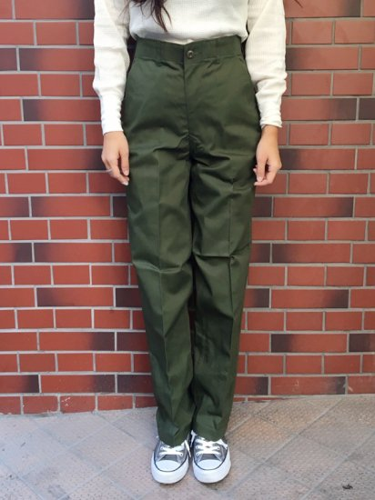 【DEAD STOCK】U.S ARMY BAKER PANTS W28×L31