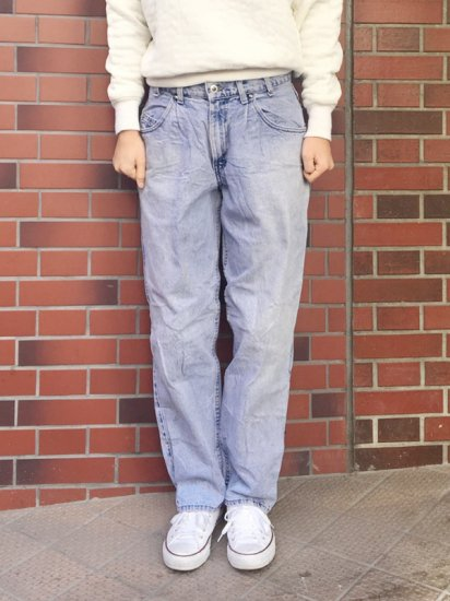 【USED】Levi's Silver Tab Baggy JEANS W28