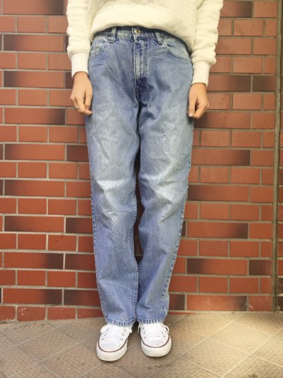 【USED】Levi's Silver Tab Loose JEANS W26