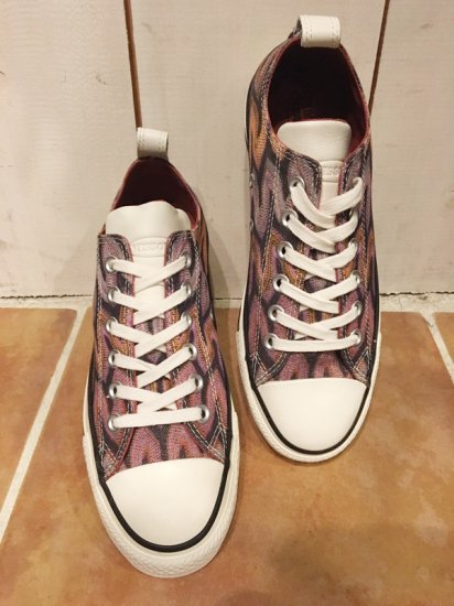 【NEW】CONVERSE ALL STAR × Missoni LO