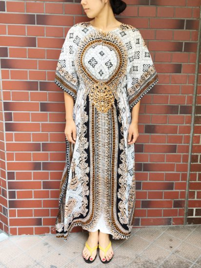 【USED】DASHIKI DRESS