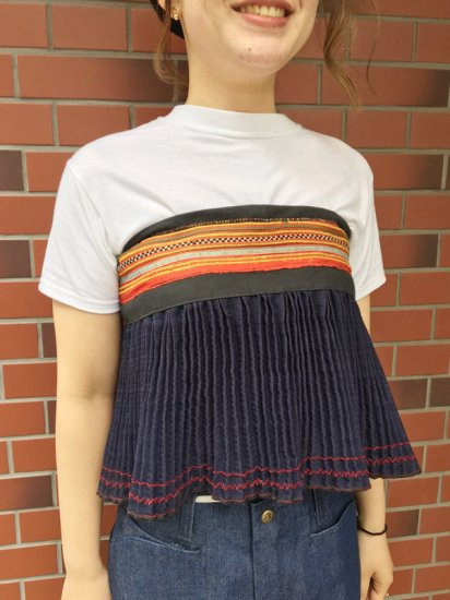 【USED】VINTAGE HMONG  BELT