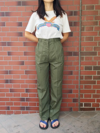 【DEAD STOCK】U.S ARMY BAKER PANTS 14/31(W27)