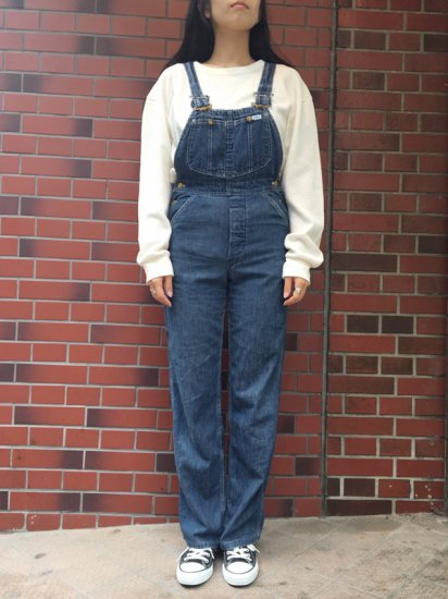 【USED】LEE OVERALL MADE IN U.S.A