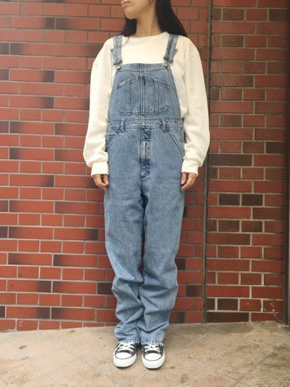 【USED】GUESS OVERALL