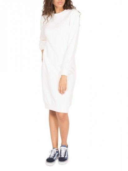 【NEW】STUSSY Archers Fleece Dress Off White 214421