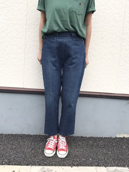 【USED】VINTAGE LEVIS Denim Runch Pants W29 L27 Made in U.S.A