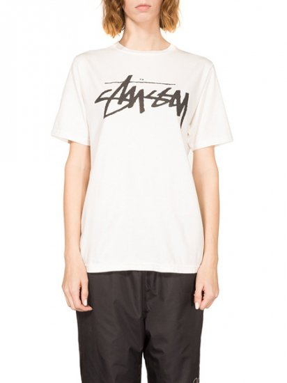 【NEW】STUSSY Old Stock Tee Natural 2902950