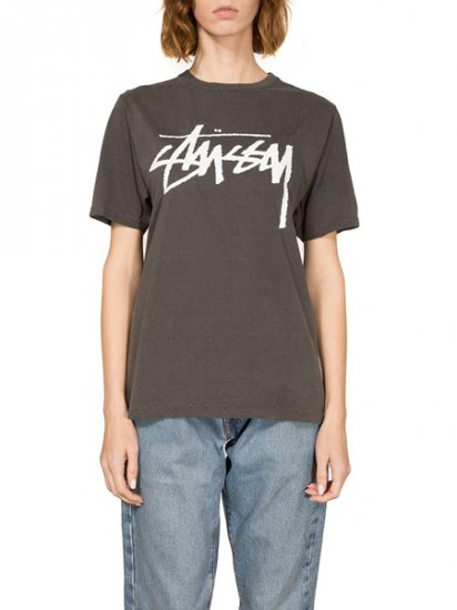 【NEW】STUSSY Old Stock Tee Black 2902950