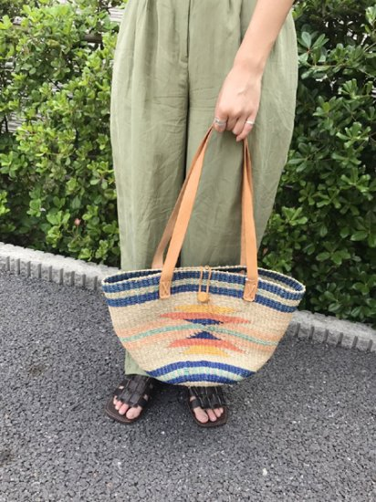 【USED】 Basket Bag