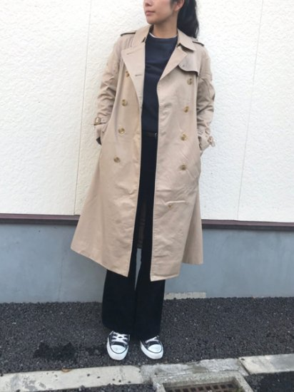 【USED】 Burberrys Trench Coat Beige