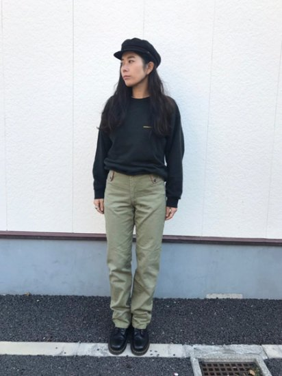 【USED】 Official Boyscout Pants Olive Green