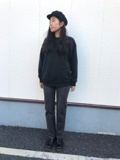 【USED】 Levi's #501 JEANS Black DENIM PANTS W27 L29 Made in U.S.A