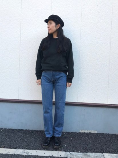 【USED】 Levi's #501 JEANS DENIM PANTS BLUE W28 L30.5 Made in U.S.A