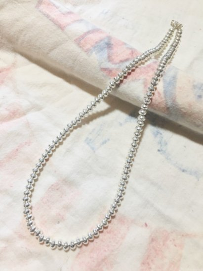 【NEW】925 SILVER PEARL NECKLACE