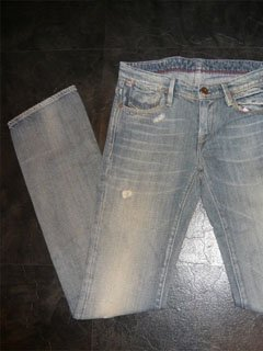 【USED】POLO RalphLauren Denim Pants