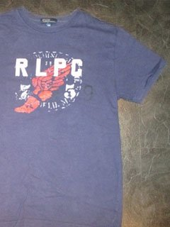 【USED】POLO RalphLauren TEE 62