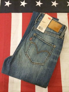 【NEW】LEVI'S High Rise Skinny Jeans State of mind