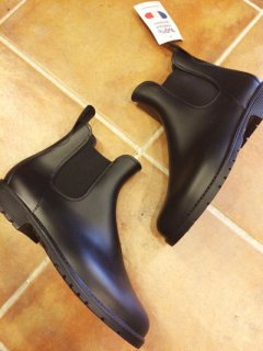 【NEW】SIDEGORE RUBBER BOOTS Made in France