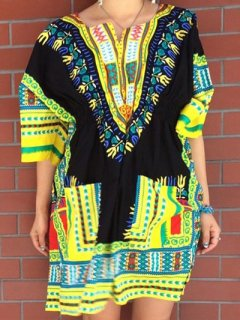 【NEW】Dashiki TUNIC #4