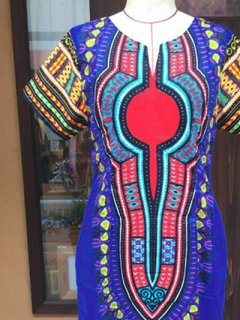 【NEW】Dashiki DRESS