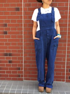 【USED】VINTAGE EURO FRENCH WORK OVERALL