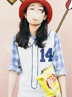 【NEW】 I&ME Baseball Onepiece
