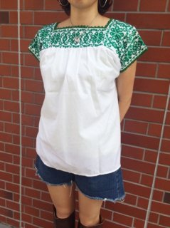 【NEW】MEXICAN TUNIC