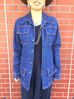【USED】Maverick DENIM JACKET