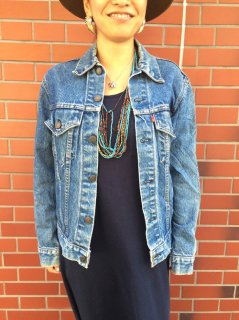 【USED】Levi's #70505 DENIM JACKET