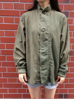 【USED】1970's U.S ARMY LINER SHIRT