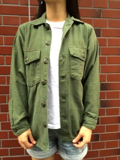 【USED】U.S ARMY MILITARY SHIRT
