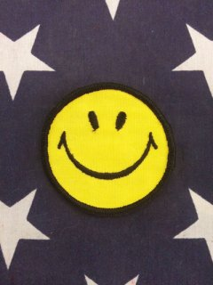 【DEAD STOCK】1970's-1980's SMILE PATCH