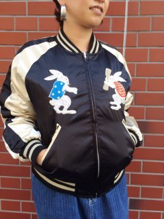 【NEW】SOUVENIR JACKET SKA-JAN