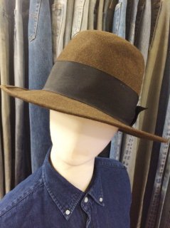 【USED】Gelot  HAT MADE IN FRANCE