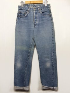 【USED】VINTAGE LEVI'S #501 RED LINE JEANS