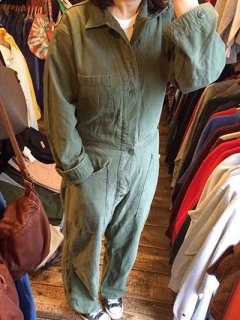 【USED】US ARMY ALL IN ONE COVERALL