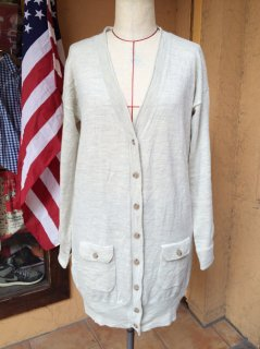 【USED】J.crew MERINO WOOL LONG CARDIGAN