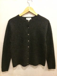 【USED】CASHMERE KNIT CARDIGAN