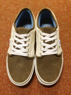 【USED】Vans CHUKKA LOW