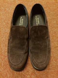 【USED】Hush Puppies LOAFER