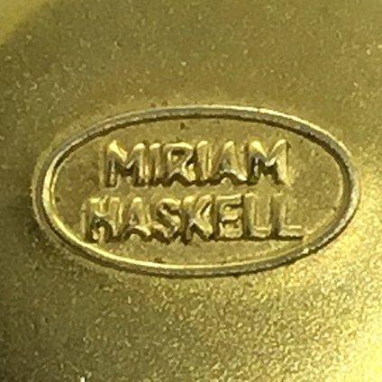 MIRIAM HASKELL (ミリアム ハスケル) ネックレス