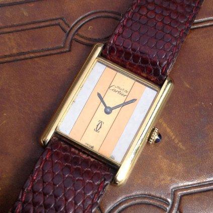 on sale cb430 c9f3d CARTIER,MUST TANK,カルティエ,マスト タンク- JeJe PIANO ONLINE BOUTIQUE  神戸のアンティーク時計,ジュエリー,ファッション専門店