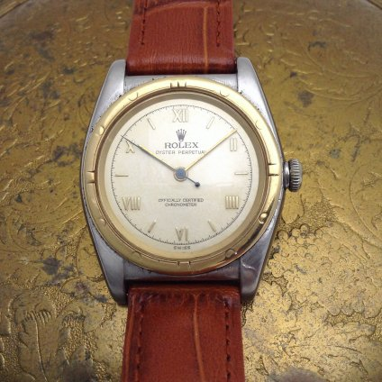 ROLEX OYSTER PERPETUAL BUBBLE BACK (ロレックス オイスター パーペチュアル バブルバック)
