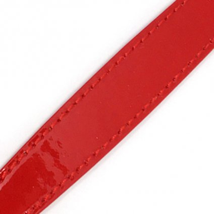 BAMBI(バンビ)別注 ROLEX CHAMELEON(ロレックス カメレオン)用ベルト Enamel Red