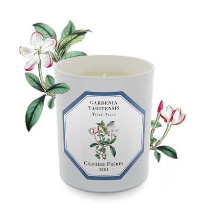 Carriere Freres Scented candle