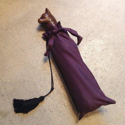 Guy de Jean (ギ ドゥ ジャン) 折りたたみ傘 猫 Prune
