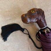 Guy de Jean (ギドゥジャン) 折りたたみ傘 犬 Prune