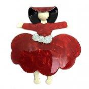 LEA STEIN Ballerina Scarlet O'Hara (リアスタン バレリーナ スカーレットオハラ)