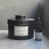 MAD et LEN Pot Pourri d'Apothicaire BLACK LAVA ROCK SPIRITUELLE(マドエレン ポプリ ブラック ラヴァロック スピリチュアーレ )